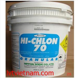 Hi - Chlon 70, clorua vôi 70%