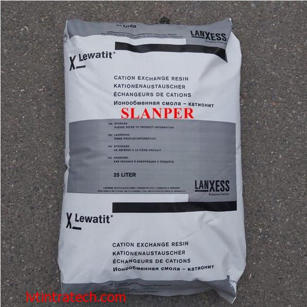 Hạt cation Lanxess S108