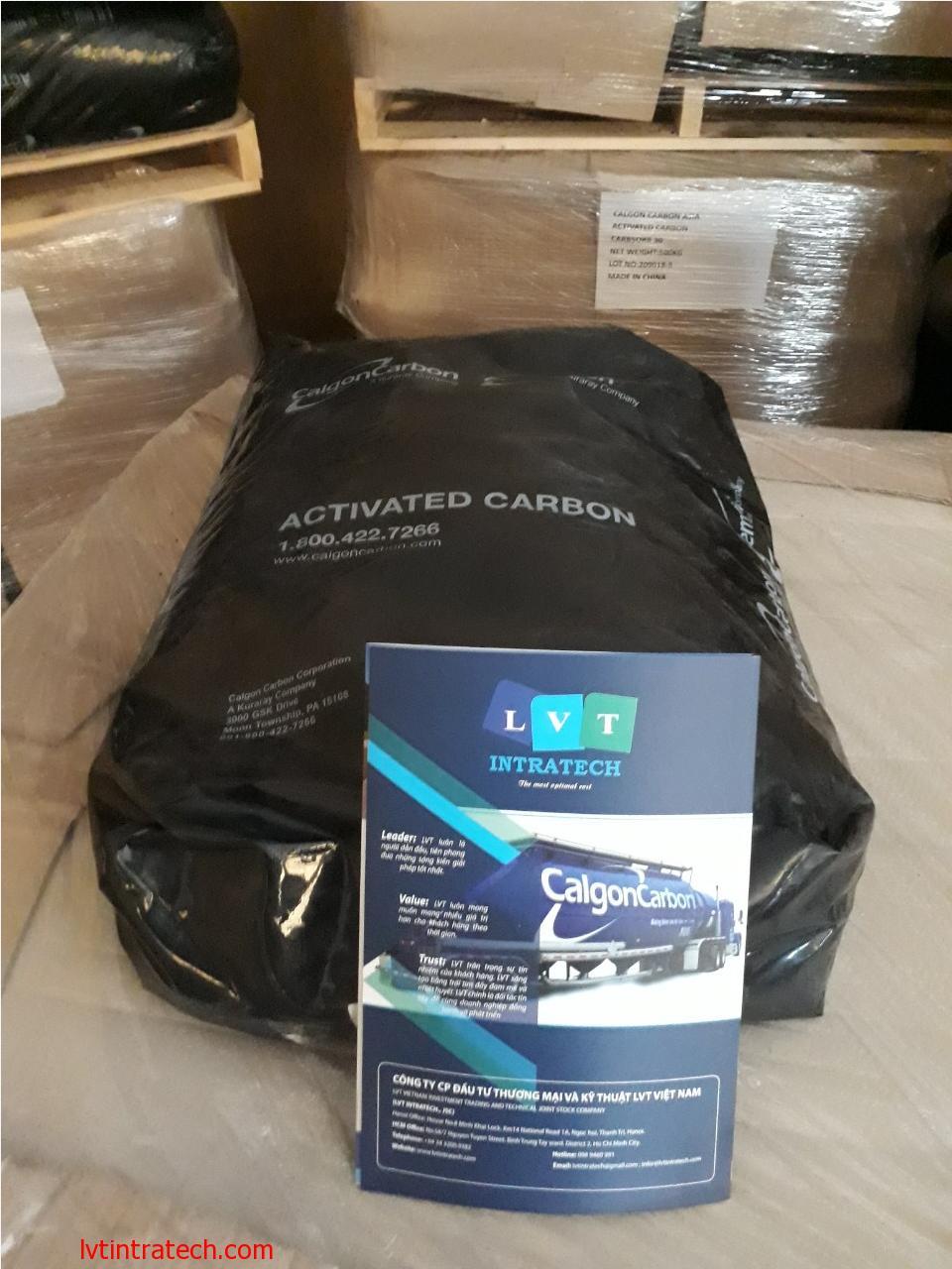Than hoạt tính Calgon Carbon- Carbsorb 30  chính hãng